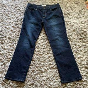 Levi's women's jeans size 16 NWOT